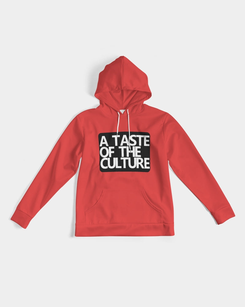 A Taste of The Culture Hoodie - Red Men's Hoodie