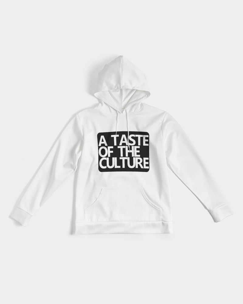 A Taste of The Culture Men's Hoodie - White