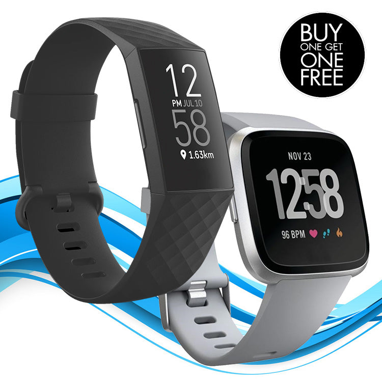 Buy All New Smart Watch And Get Free Smart Band