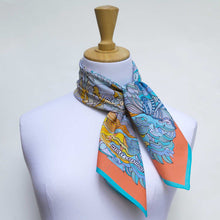 Load image into Gallery viewer, Caladan Camo - Square Cotton Foulard