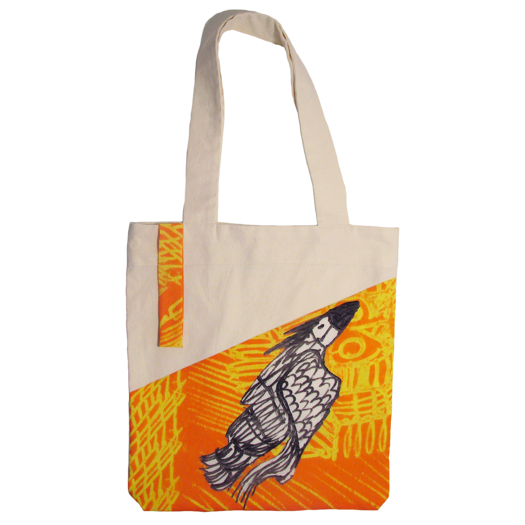 Chaos Theory Canvas Tote Bag