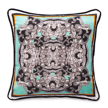 Load image into Gallery viewer, Taking the Mickey Mint - Square Cushion Cover