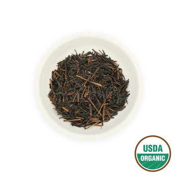 Dark Roast Organic Loose-Leaf Hojicha