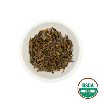 Light Roast Organic Loose-Leaf Hojicha