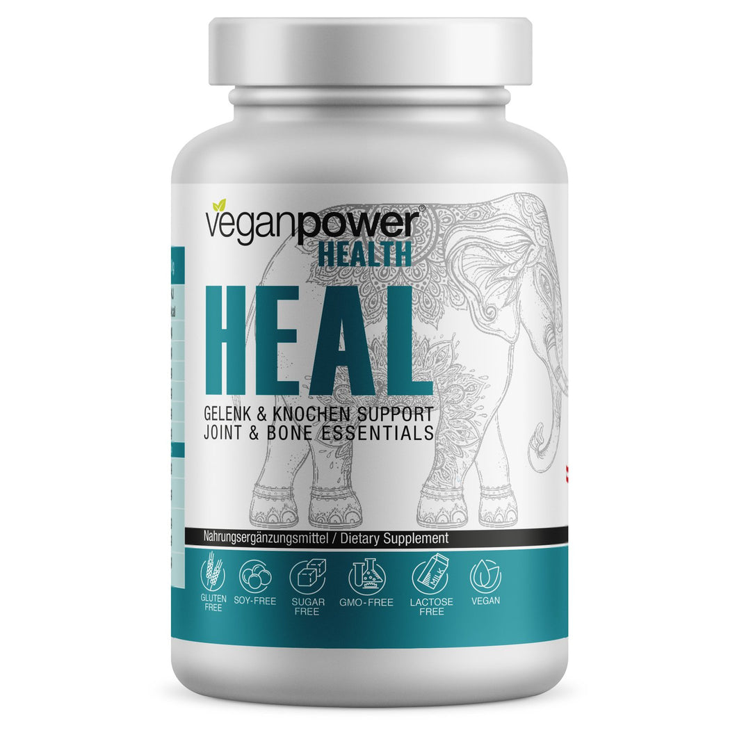 veganpower® HEAL