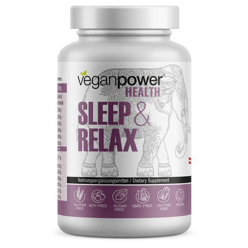 veganpower® SLEEP & RELAX