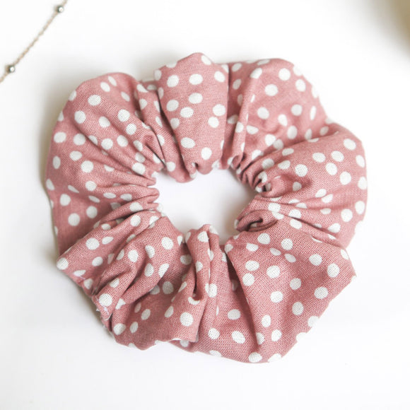 Berry Scrunchie