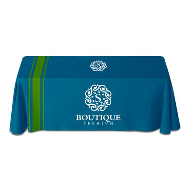Anti-Bacterial 6 Foot Table Cloth Front View
