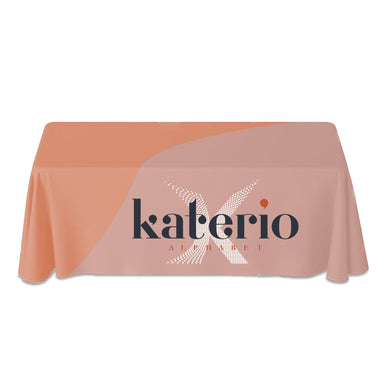 Anti-Bacterial 8 Foot Table Cloth