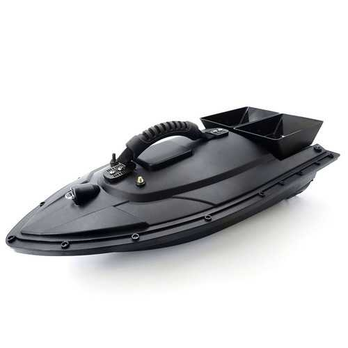 URUAV 2011-5 Generation 50cm Fishing Bait RC Boat 500M Remote Fish Finder 5.4km/h Double Motor Toys C122-1281175