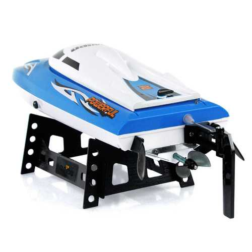 UdiR/C UDI902 43cm 2.4G Rc Boat 25km/h Max Speed With Water Cooling System 150m Remote Distance Toy C122-1300023
