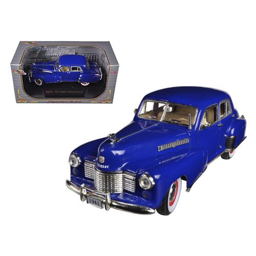 1941 Cadillac Series 60 Special Blue 1/32 Diecast Car Model by Signature Models F977-32357bl