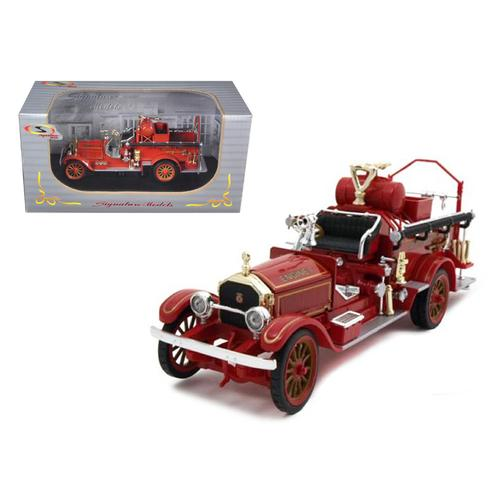 1921 American Lafrance Fire Engine 1/32 Diecast Model Car by Signature Models F977-32371r