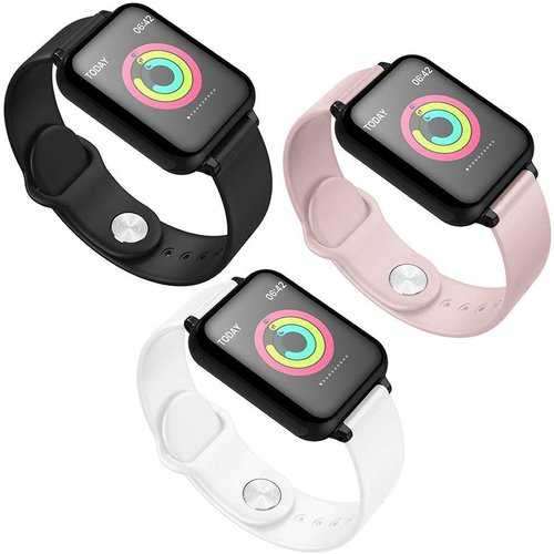 Smart Fit Total Wellness And Sports Activity Watch F369-4389086036054