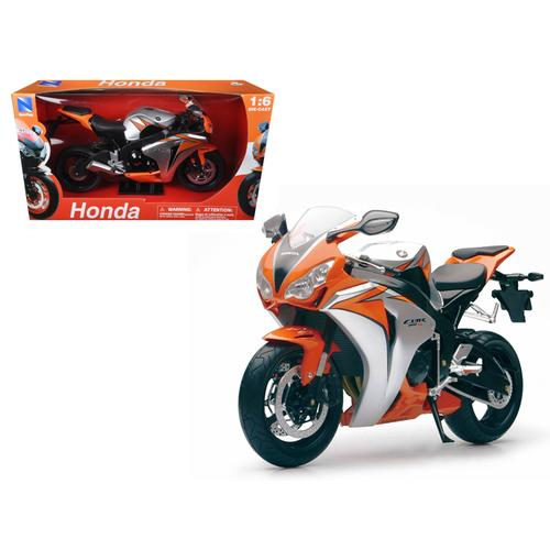 2010 Honda CBR 1000RR Motorcycle 1/6 Diecast Model by New Ray F977-49293