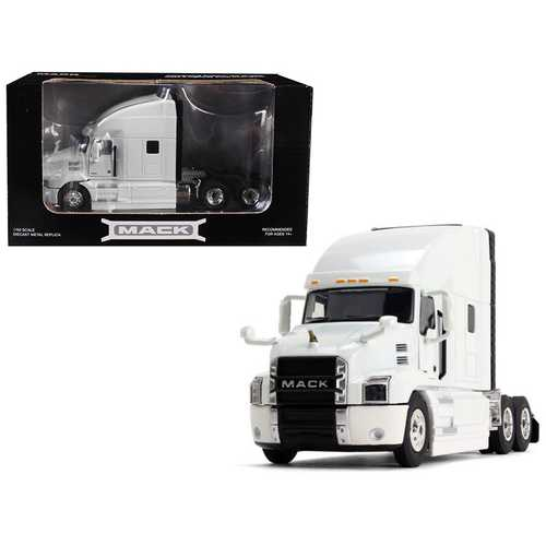 Mack Anthem Sleeper Cab Arctic White 1/50 Diecast Model by First Gear F977-50-3400