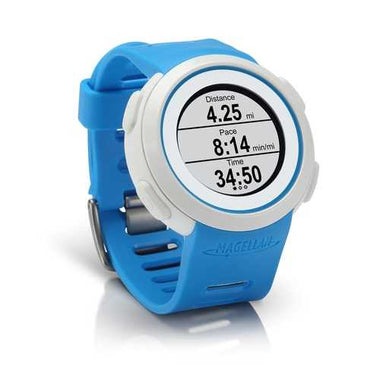 Magellan Echo Fit Sports Watch Blue H552-5000423