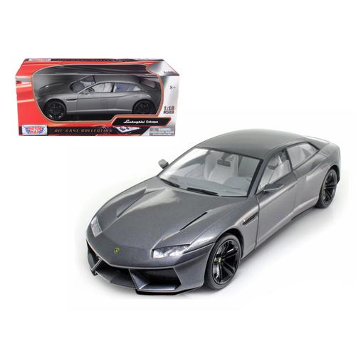 Lamborghini Estoque Gray 1/18 Diecast Model Car by Motormax F977-79157gry