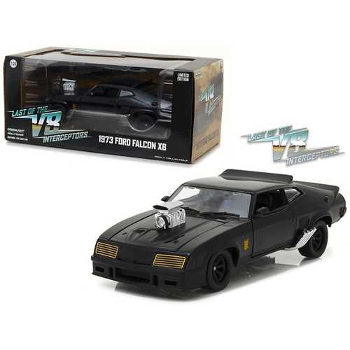 1973 Ford Falcon XB Last of the V8 Interceptors (1979) 1/24 Diecast Model Car by Greenlight F977-84051