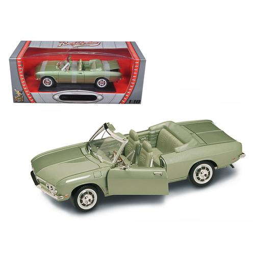 1969 Chevrolet Corvair Monza Green 1/18 Diecast Model Car by Road Signature F977-92498gr