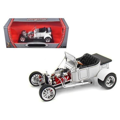 1923 Ford T-Bucket Roadster White 1/18 Diecast Car Model by Road Signature F977-92828w