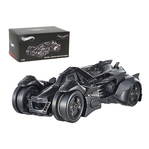 Batman Arkham Knight Batmobile Elite Edition 1/43 Diecast Car Model by Hotwheels F977-BLY30
