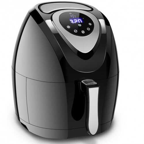 Oil Free Timer and Temperature Control Electric Air Fryer
