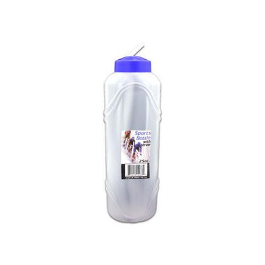 25 oz Sports Water Bottle with Straw ( Case of 96 ) U975-HL166-96