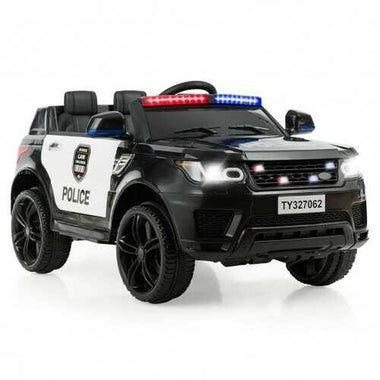 12V Kids Electric Bluetooth Ride On Car with Remote Control-Black