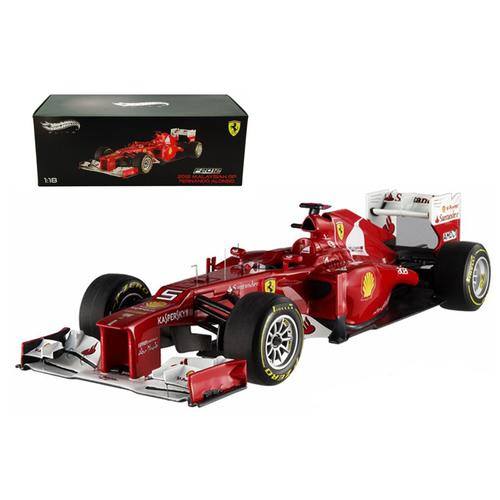 F2012 Fernando Alonso Malaysia GP 2012 F1 Elite Edition Limited to 5000pc 1/18 Diecast Model Car by F977-X5484