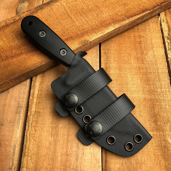 rk custom kydex sheath for Becker bk14 fixed blade knife