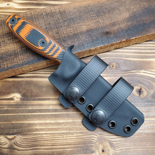 rk custom kydex sheath for an esee xancudo fixed blade knife