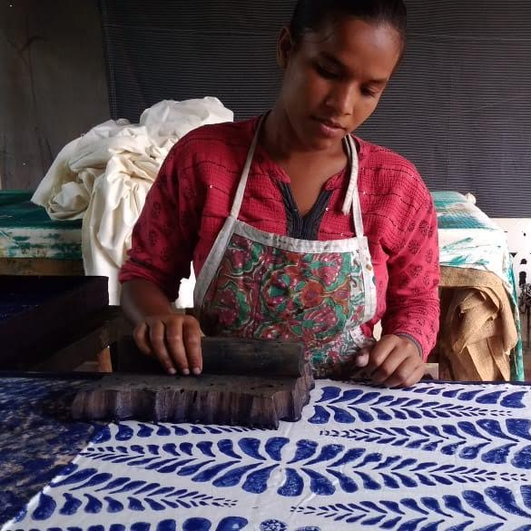 A serendipitous partnership to empower artisans in Jaipur, Rajasthan, India