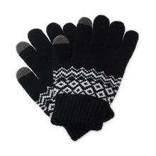 Load image into Gallery viewer, Winter Unisex Soft Knit Touch Screen Texting Smartphone Couple Warm Gloves