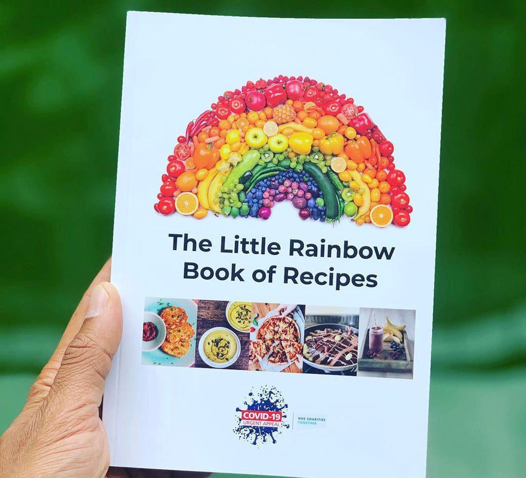 The Little Rainbow Book of Recipes