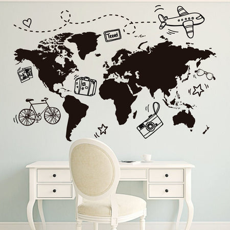 Wall Stickers & Murals