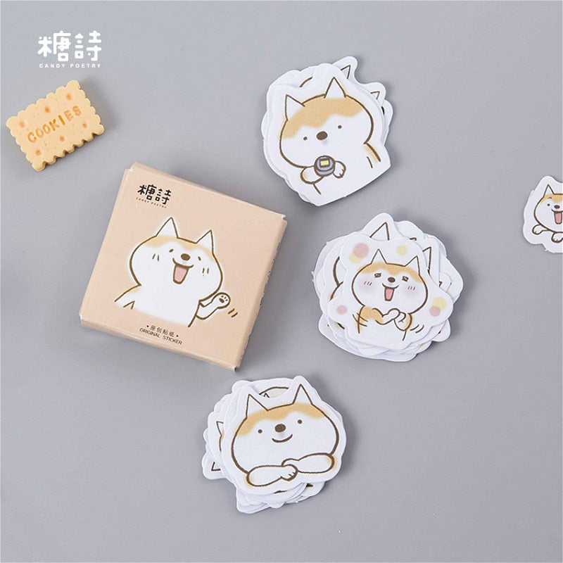 Totem Stationery Stickers - Alpha Sticker