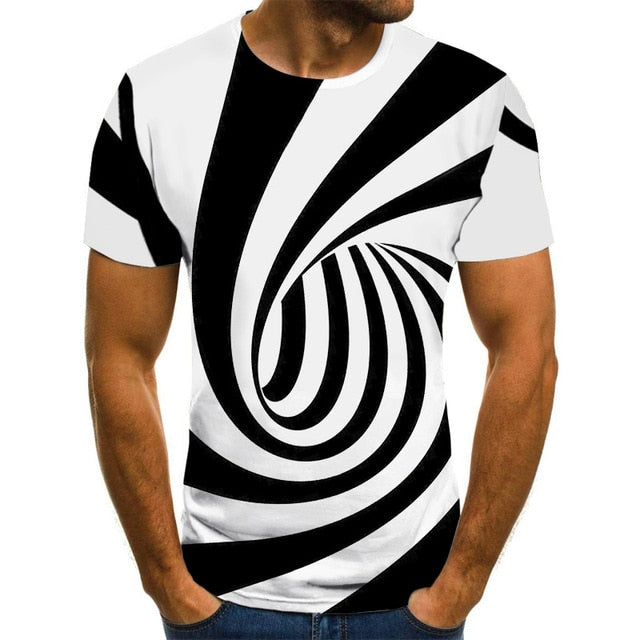 Funny Novelty T-shirt Short Sleeve Tops Unisex Outfit Clothing - Alpha Sticker