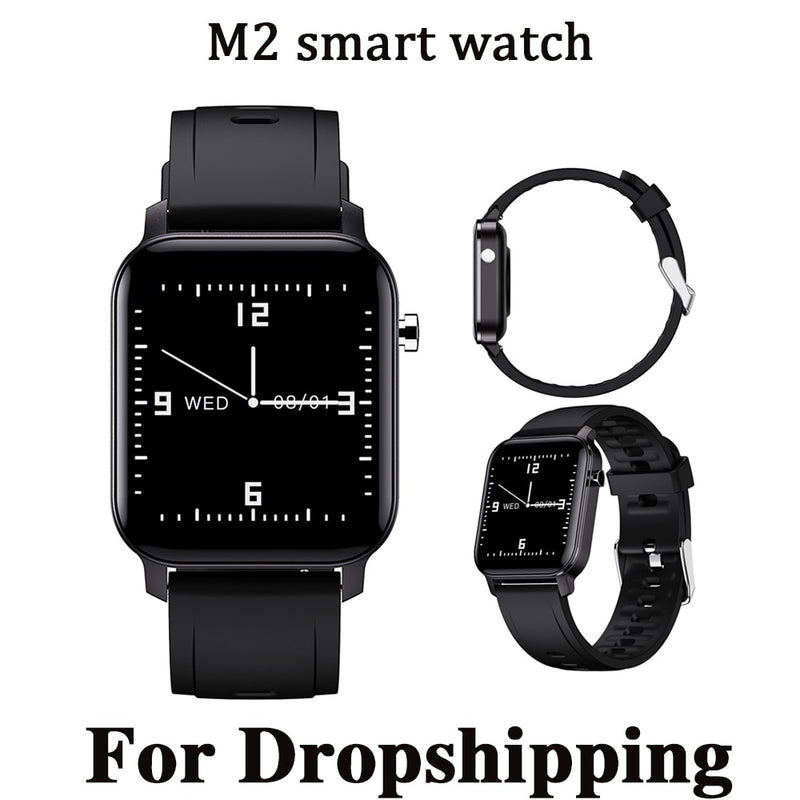 Smart for Android iOS Watches Smart Band Waterproof Smartwatch for xiaomi huawei - Alpha Sticker