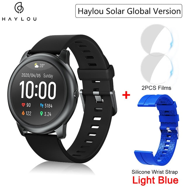 Sport fitness Bracelet band Smartwatch Women Men For Android iOS Xiaomi - Alpha Sticker