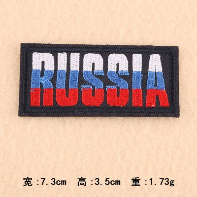 High quality Army Patch - Alpha Sticker
