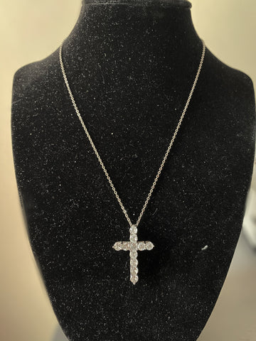 Icy Cross Chain
