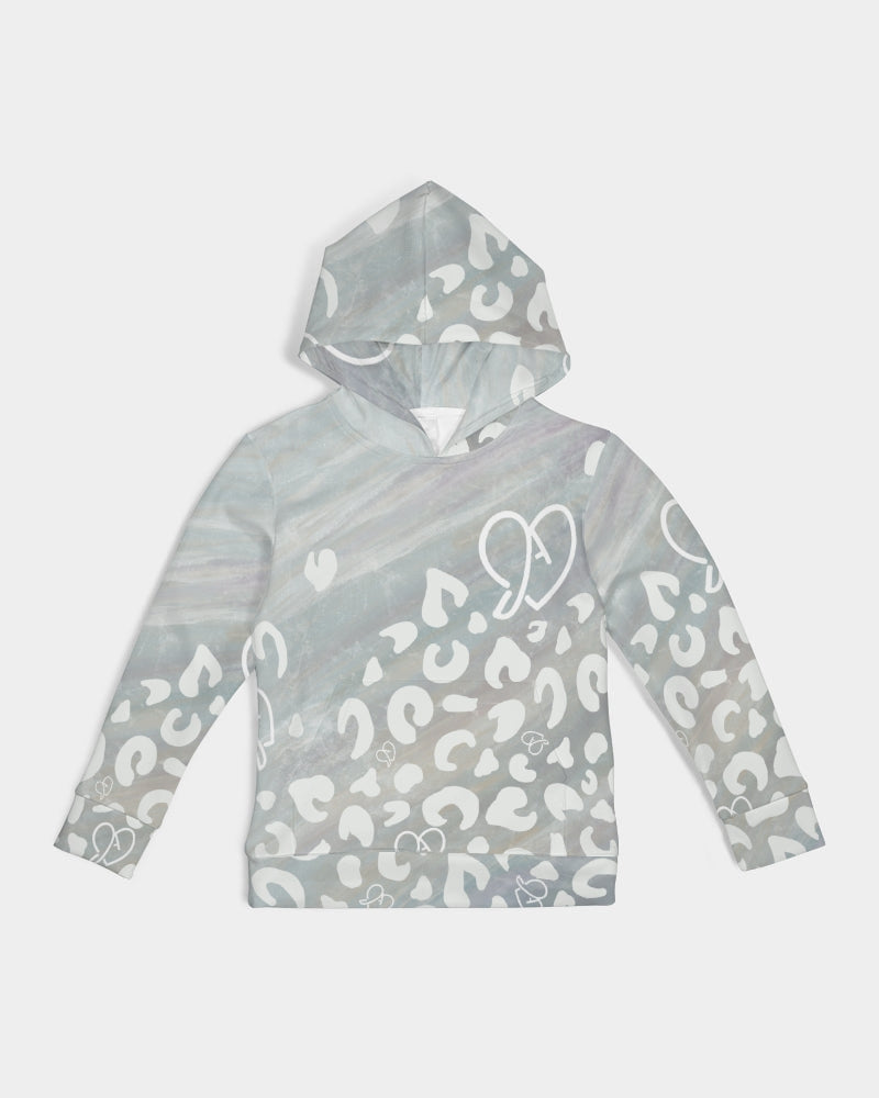 JADed Leopard Impressionist Child Hoodie