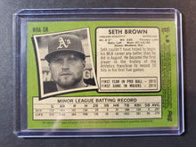Load image into Gallery viewer, 2020 Topps Heritage Seth Brown Real One Autograph