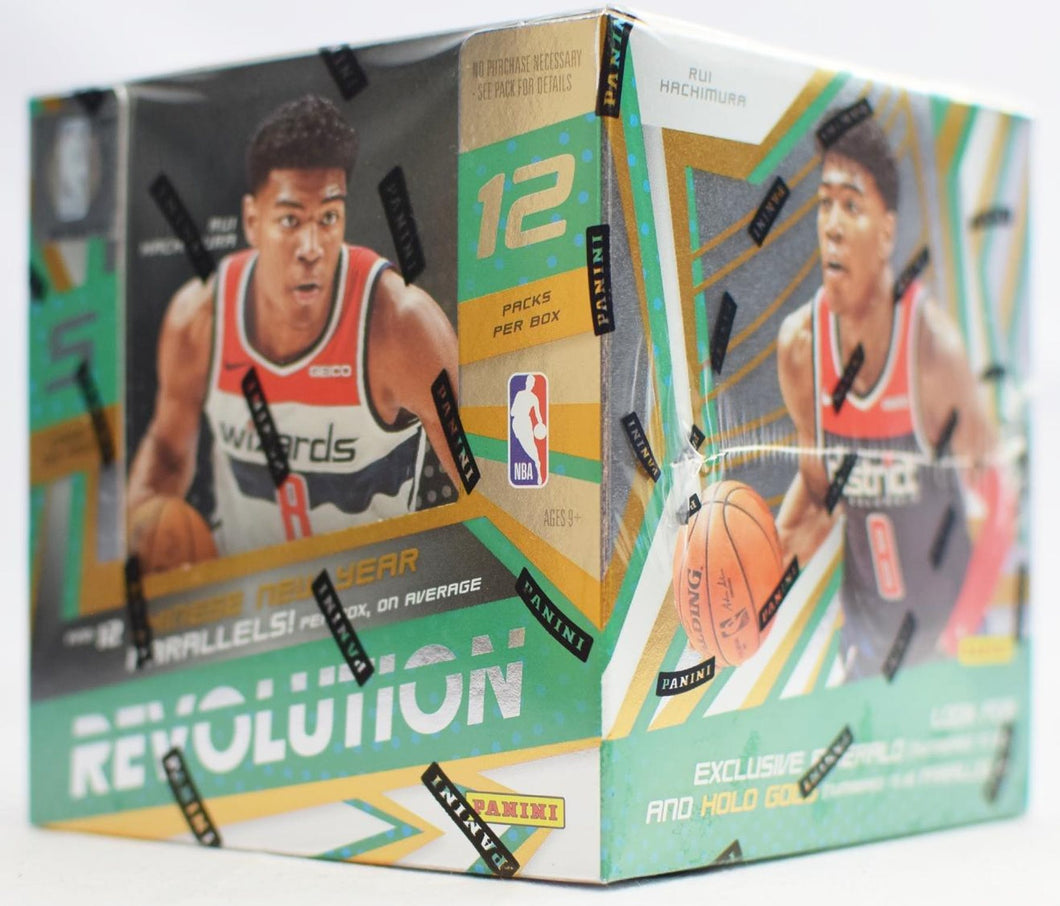 19/20 Hobby Box Panini Revolution Chinese New Year Basketball