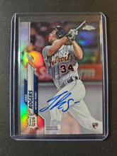 Load image into Gallery viewer, 2020 Topps Chrome Jake Rogers Autograph Refractor /499