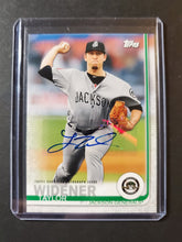 Load image into Gallery viewer, 2019 Topps Pro Debut Taylor Widener Autographed