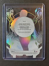 Load image into Gallery viewer, 2019 Topps High Tek Jose Martinez Autographed