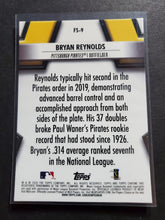 Load image into Gallery viewer, 2020 Topps Chrome Bryan Reynolds Future Stars Refractor FS-9