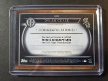 Load image into Gallery viewer, 2020 Topps Tribute Dylan Cease Autographed Rookie /150